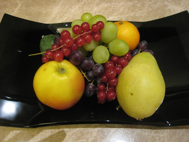 Lotte Hotel Moscow Review - Fruit Welcome Amenity
