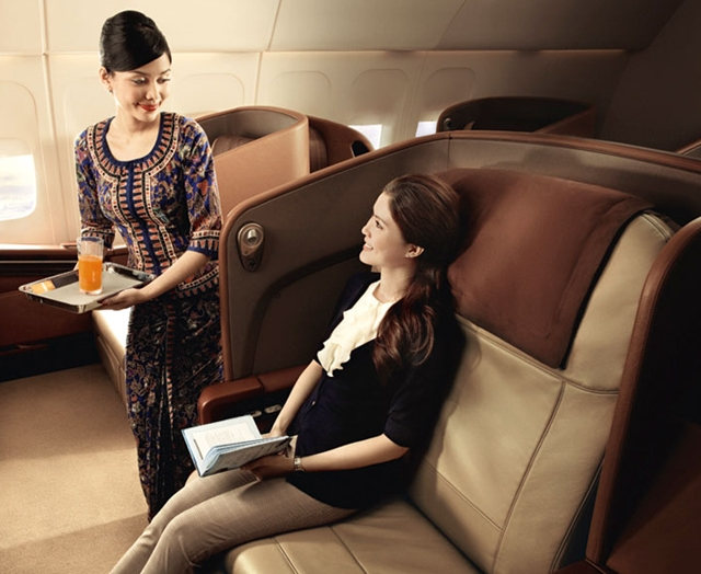 Singapore Airlines Suites Award Tips and FAQ - First Class vs. Suites
