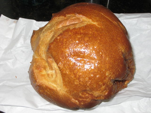 Maison Kayser NYC Review - Brioche