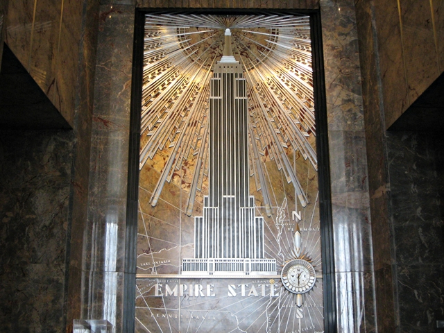 Empire State Building Visit