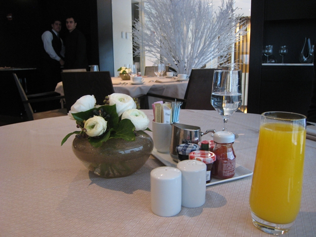 The Setai Fifth Avenue NYC Hotel Review - Ai Fiori