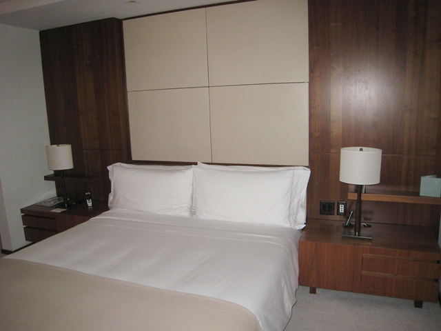The Setai Fifth Avenue NYC Hotel Review - Empire King with King Bed