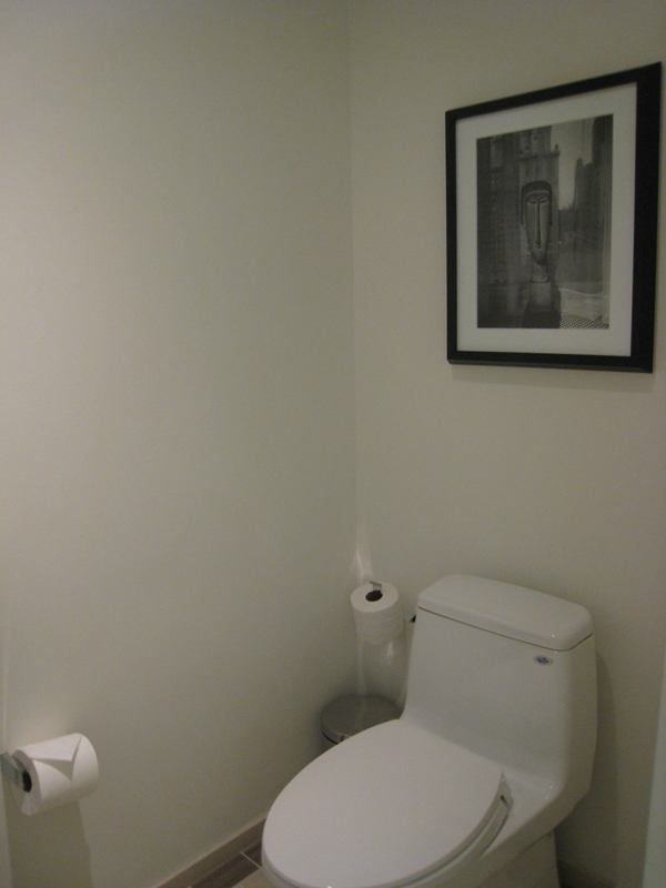 The Setai Fifth Avenue NYC Hotel Review - Bathroom Toilet