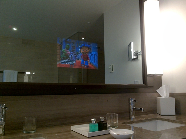 The Setai Fifth Avenue NYC Hotel Review - Empire King Bathroom