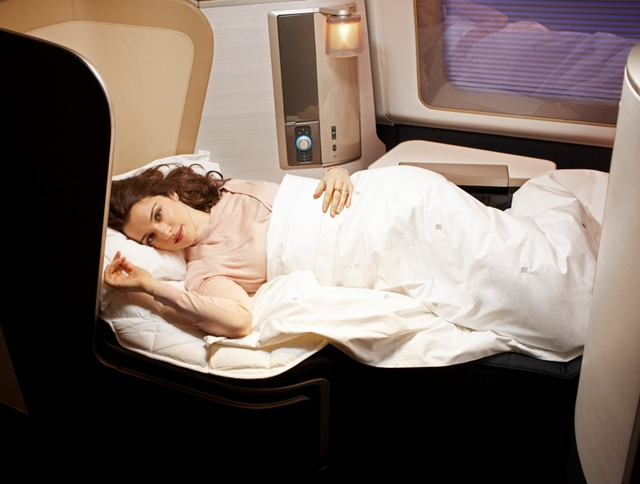 Best First Class Seats for Couples: British Airways