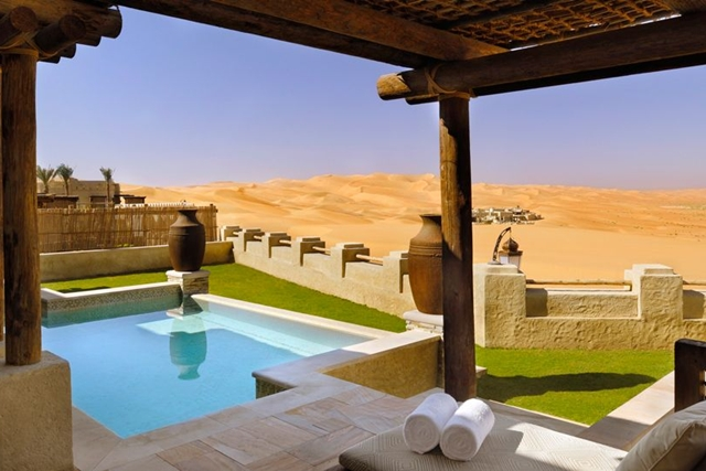 Best Abu Dhabi Luxury Hotels - Qasr Al Sarab