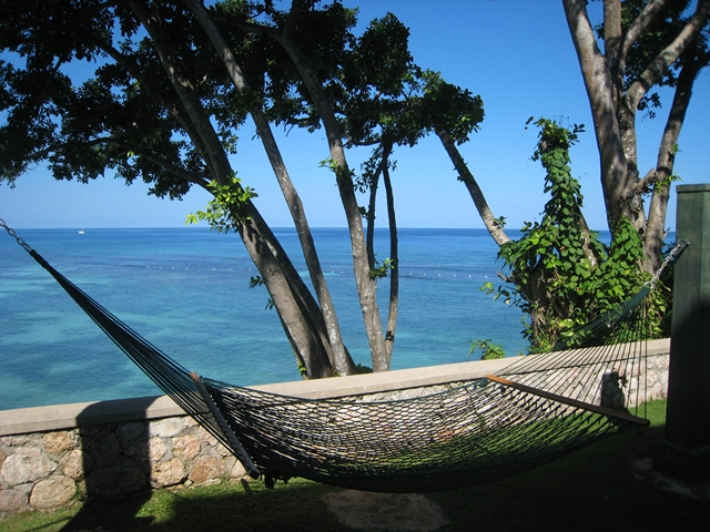 Couples Sans Souci Jamaica All Inclusive - Hammock