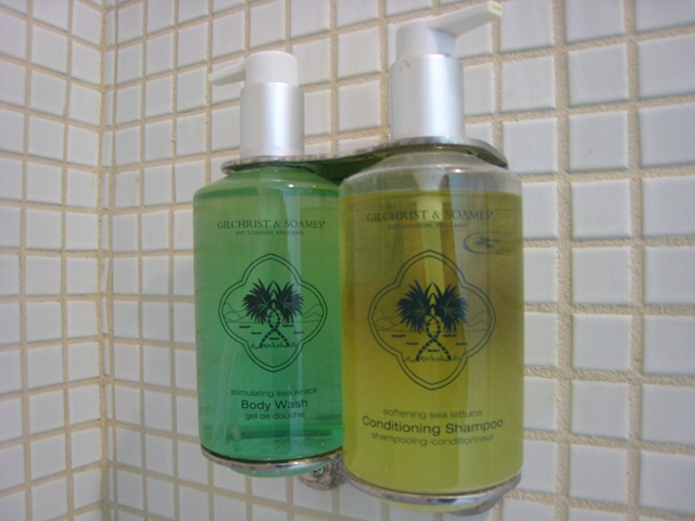Couples Tower Isle Review, Ocho Rios, Jamaica - Gilchrist & Soames Bath Amenities