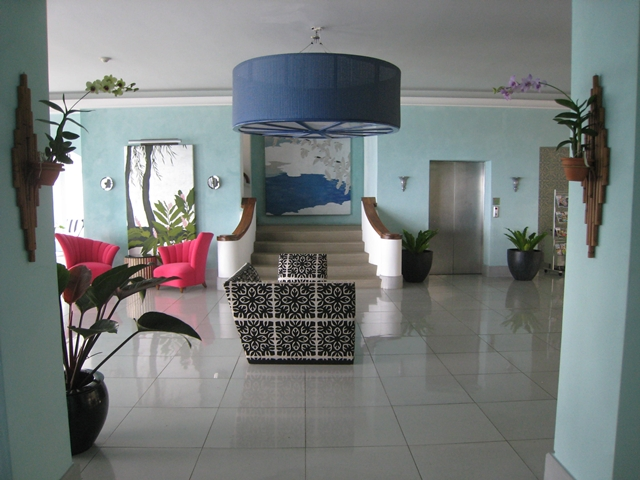 Couples Tower Isle Review, Ocho Rios, Jamaica - Lobby