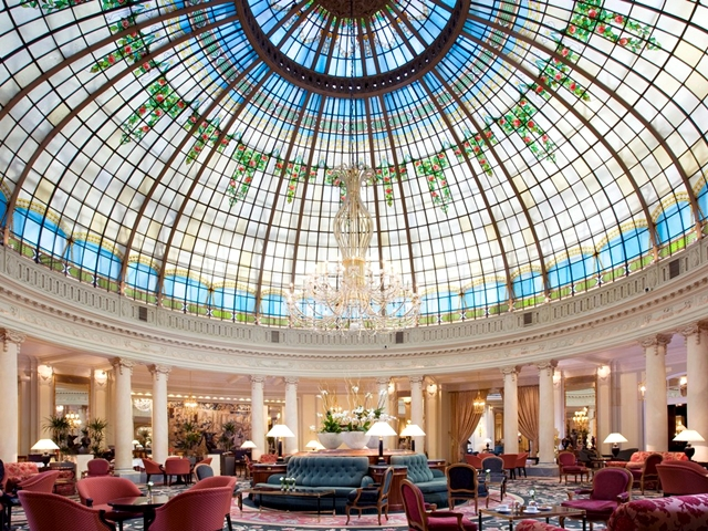 Use amex membership rewards points for hotels in paris for Hotel paris barcelona