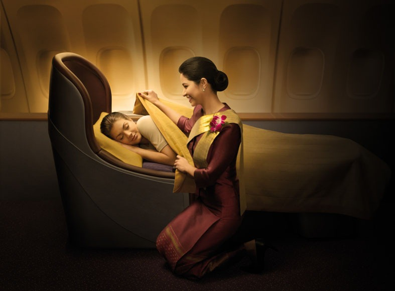 Best Ways to Use United Miles - Thai First Class to Australia