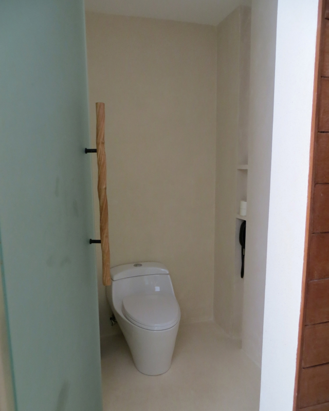 Park Hyatt Maldives Review - Toilet
