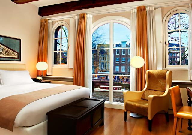 Starwood Luxury Privileges - Hotel Pulitzer Amsterdam
