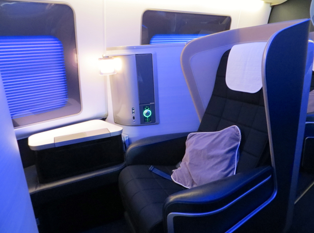 First Class | Reiseklassen | British Airways