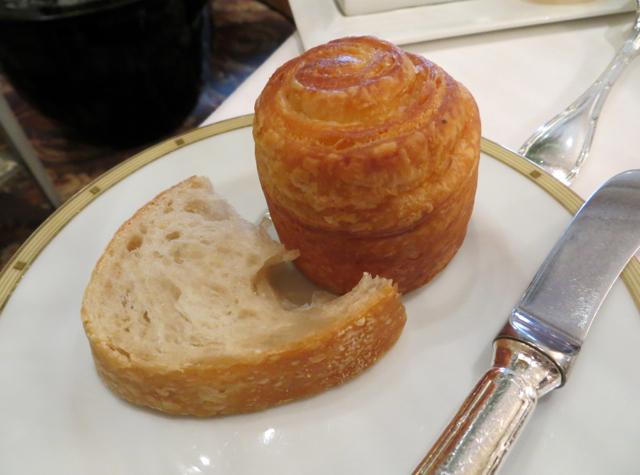 Le Cinq Four Seasons Paris Restaurant Review - Bread and Brioche