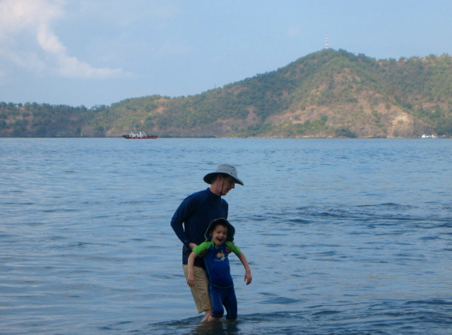 Amankila Ocean Suite Review, Bali - Ocean Fun