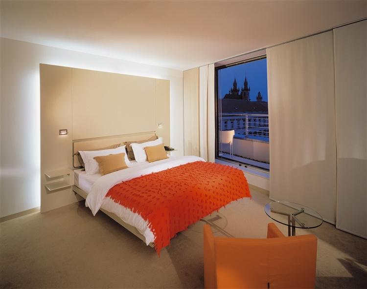 Prague for romantics for Design hotel josef