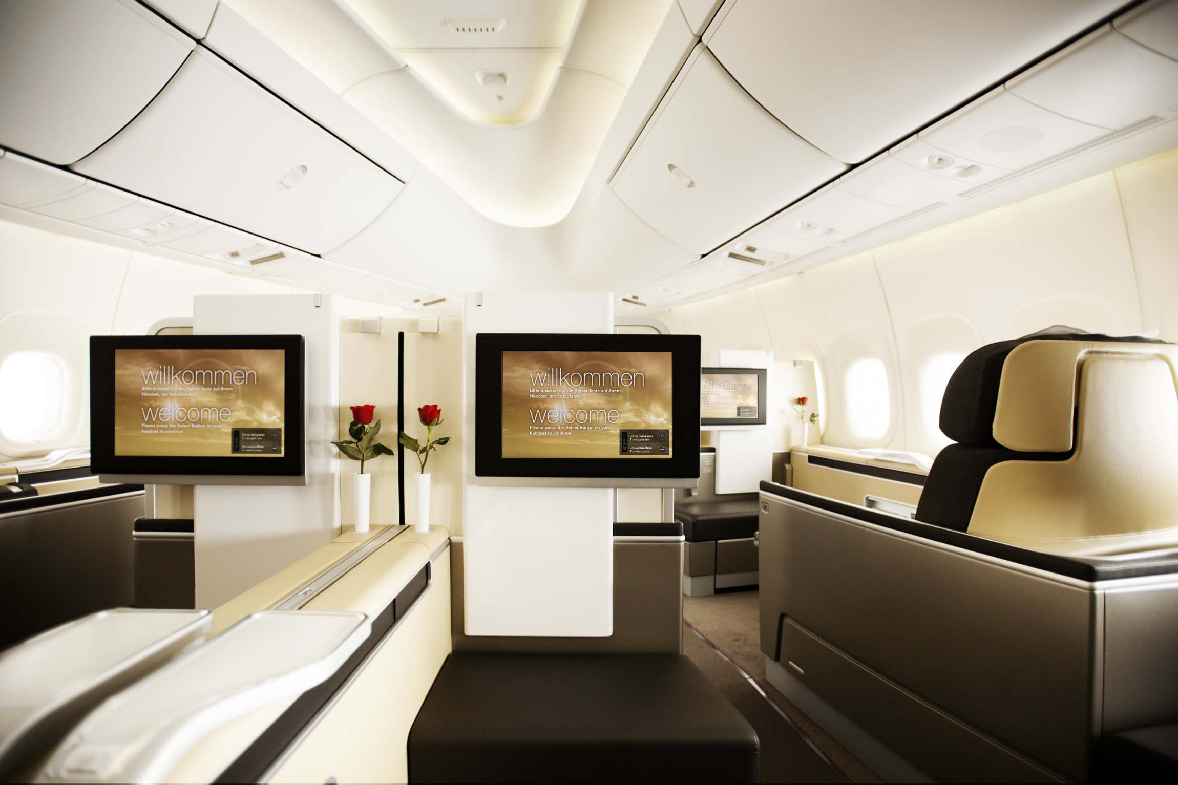 How to Fly Lufthansa First Class Later in 2014 with Pre Devaluation United Miles