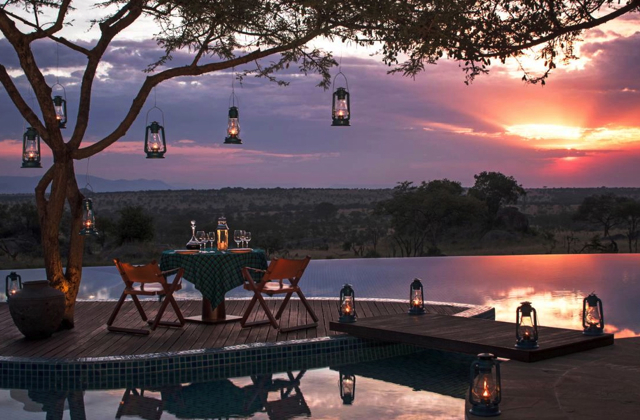 Valentine's Day 2014 Luxury Hotel Deals and Packages - Four Seasons Serengeti Third Night Free