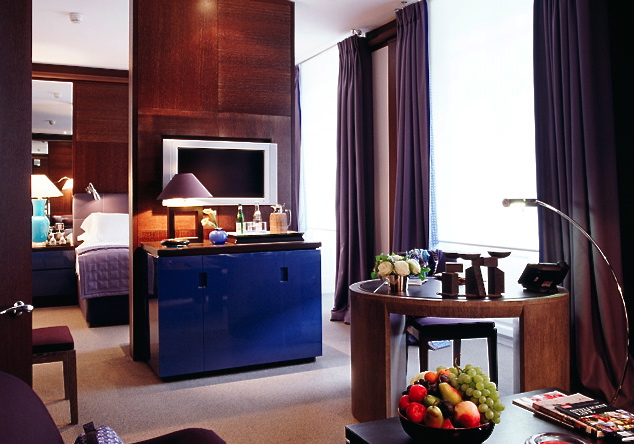 Dorchester Collection Diamond Club Benefits-Le Richemond Geneva-Executive Junior Suite