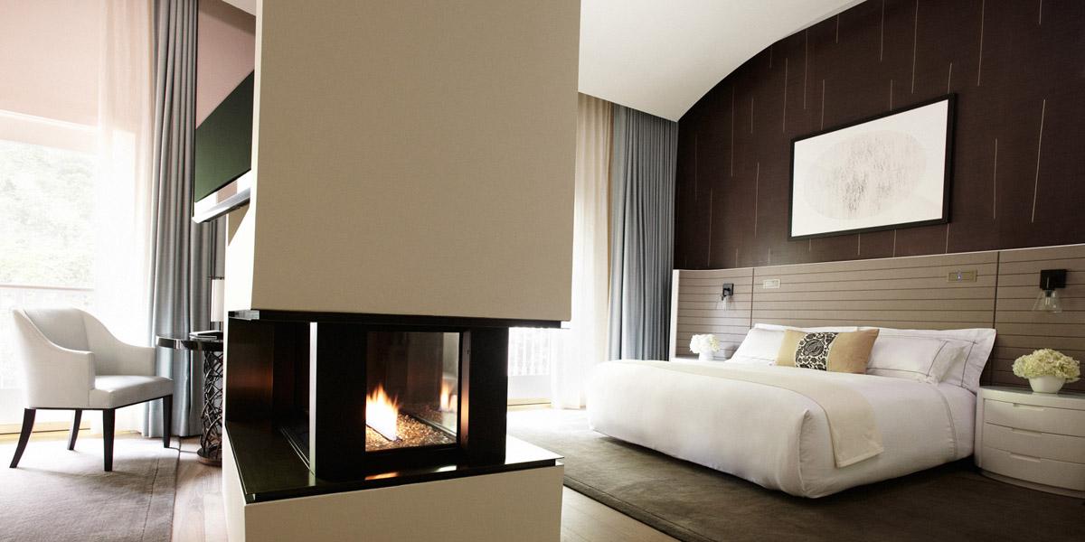 Dorchester Diamond Club Benefits-Hotel Bel Air-Loft King