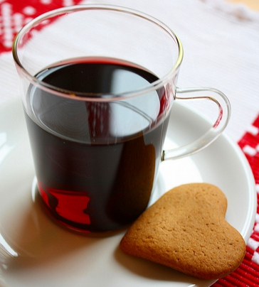 Glogg and Pepperkakor