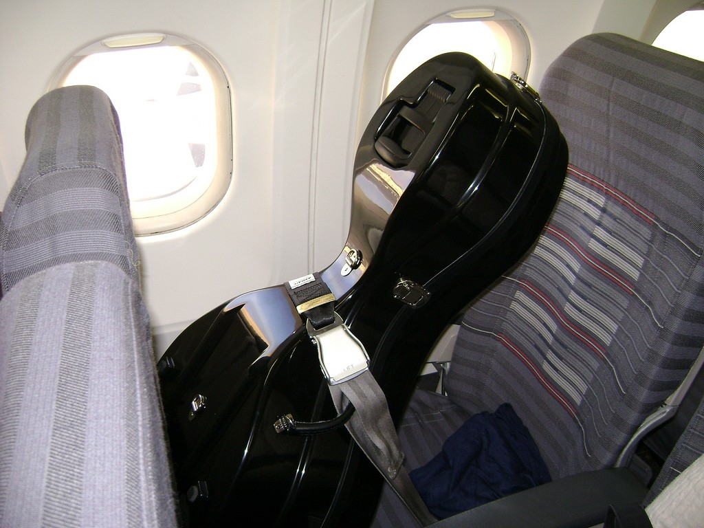 Flying with Musical Instruments: Airline Carry On Policies