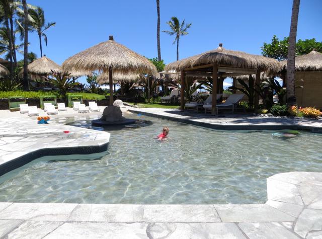 Four Seasons Hualalai Review - Keiki Pool