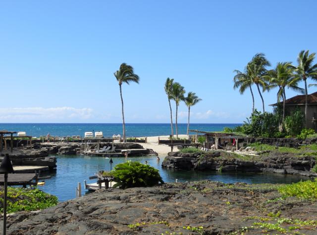 Four Seasons Hualalai Review - Kings Pond