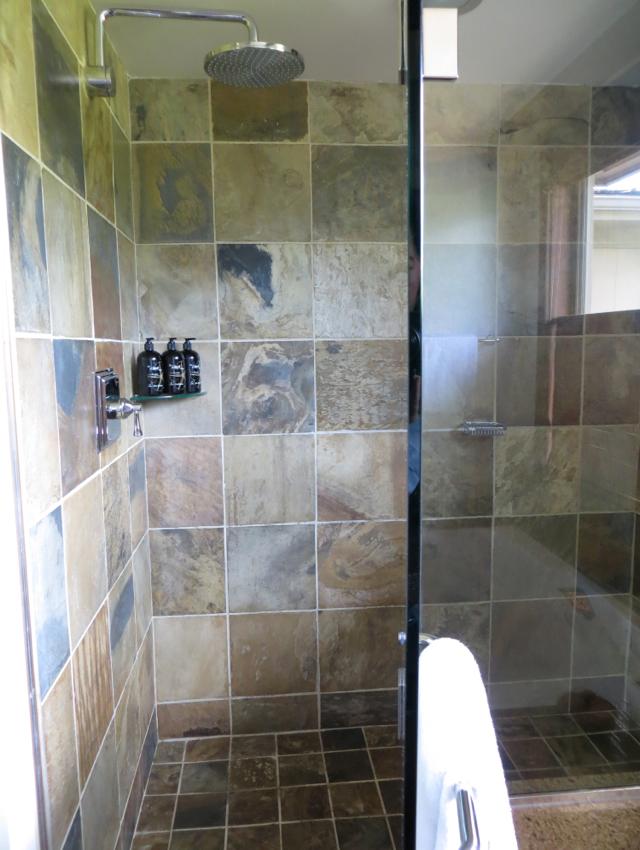 Four Seasons Hualalai Bathroom - Rain Shower