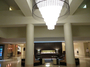 Square_newark_airport_marriott_hotel_review-lobby_and_fireplace