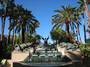 Square_review-four_seasons_las_vegas-fountain_by_pool_deck