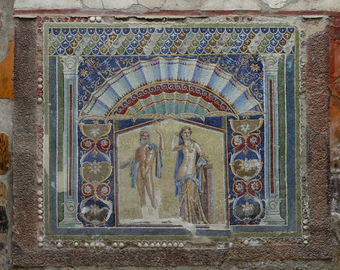 Featured_herculaneum_photo_tour-mosaic_at_house_of_neptune_and_amphritite