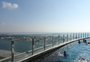 Square_review-hyatt_capital_gate_abu_dhabi-outdoor_pool_and_view
