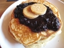 Square_char_no_4_nyc_brunch_review-buttermilk_pancakes-blueberry_jam-honey_almond_butter