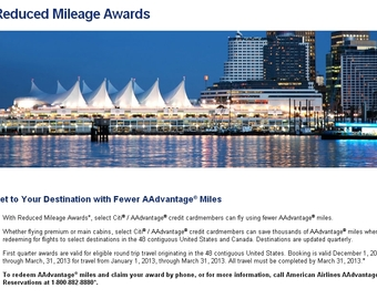 Featured_save_with_citi_aadvantage_reduced_mileage_awards_q1_2013_and_10_percent_mileage_refund