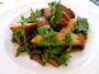Square_bishops_restaurant_vancouver_bc-duck_breast_with_wild_mushrooms