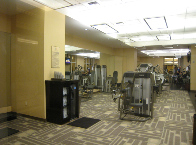 Fitness Center, The Signature at MGM Grand