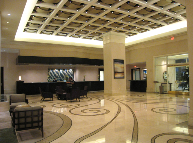 The Signature at MGM Grand Review - Lobby and Reception, Tower 3