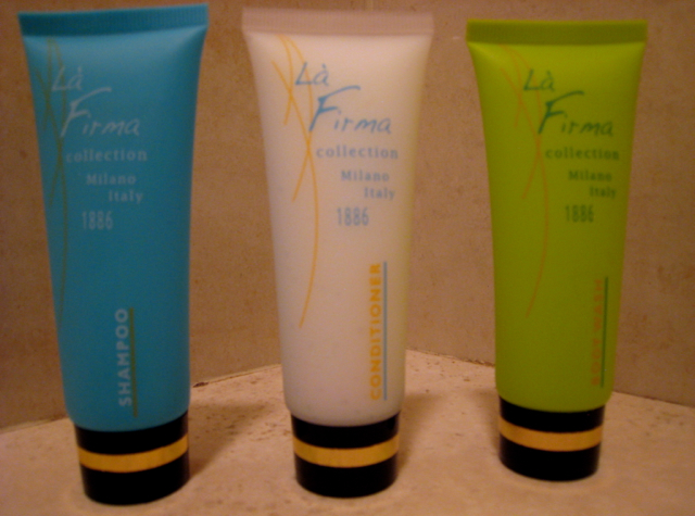 The Signature at MGM Grand Review - La Firma Bath Products