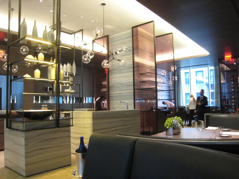 Review-Park Hyatt New York-Back Room at One57