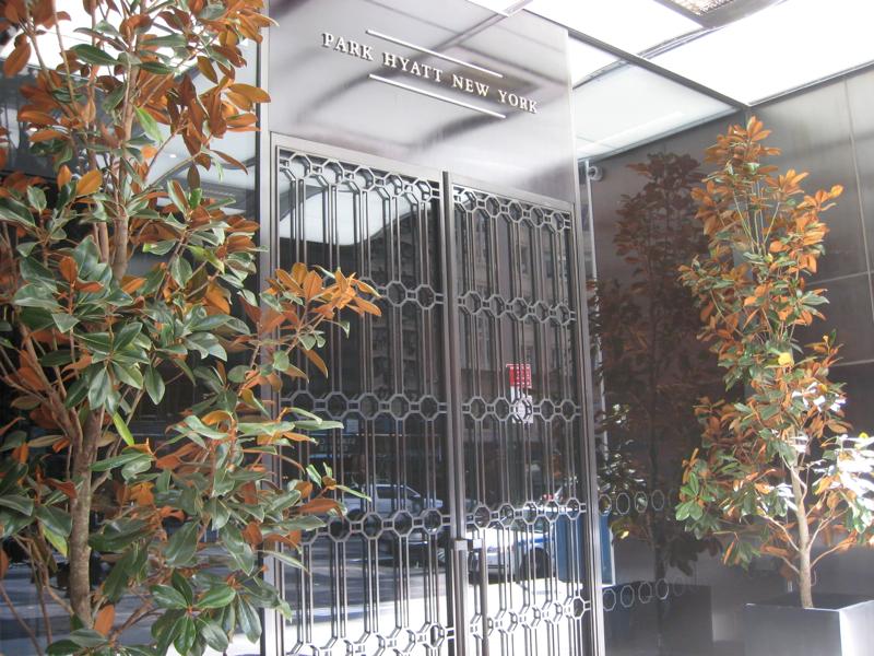 Review: The Park Hyatt New York