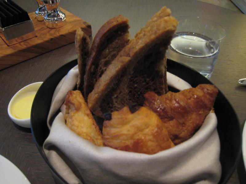 Breakfast Toast and Pastries, Park Hyatt New York