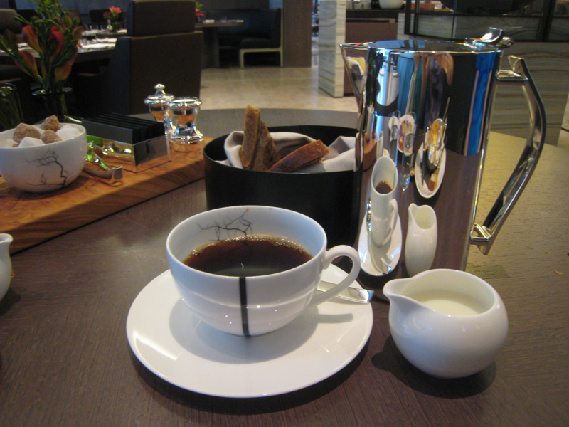 Review: Park Hyatt New York Breakfast-Coffee Service