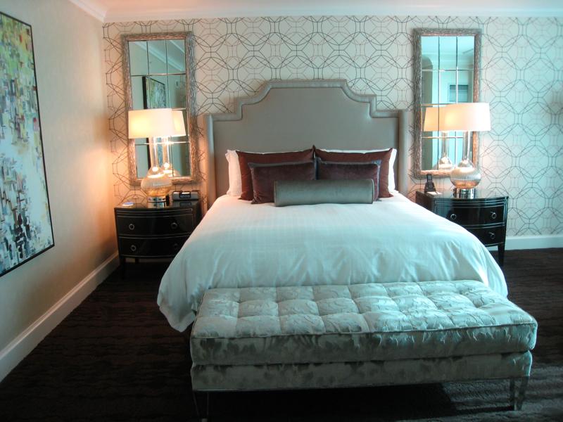 Review: Four Seasons Las Vegas, Executive Suite Bedroom
