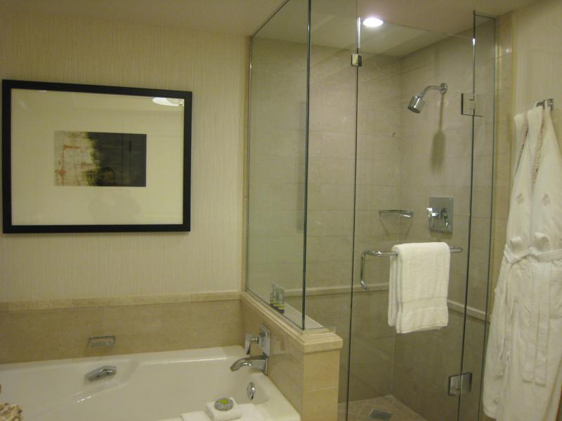 Four Seasons Las Vegas Review: Bathroom