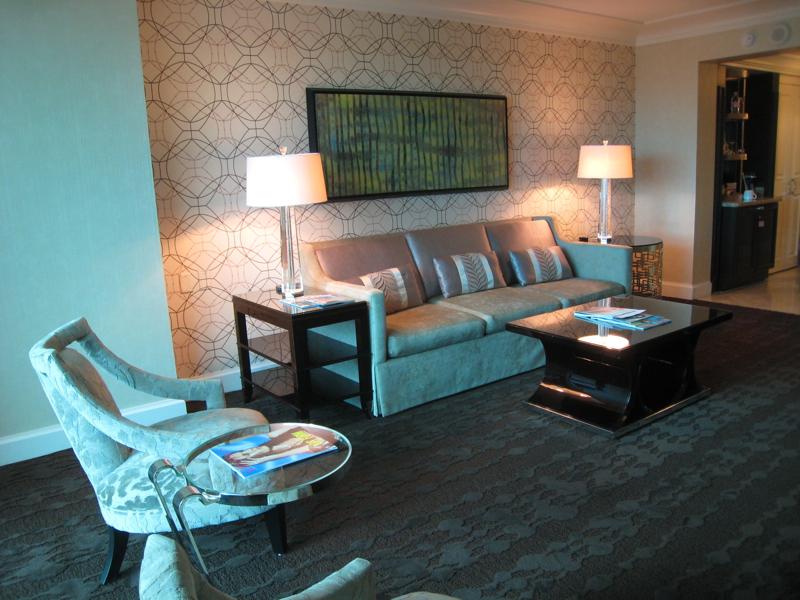 Review: Four Seasons Las Vegas-Four Seasons Executive Suite