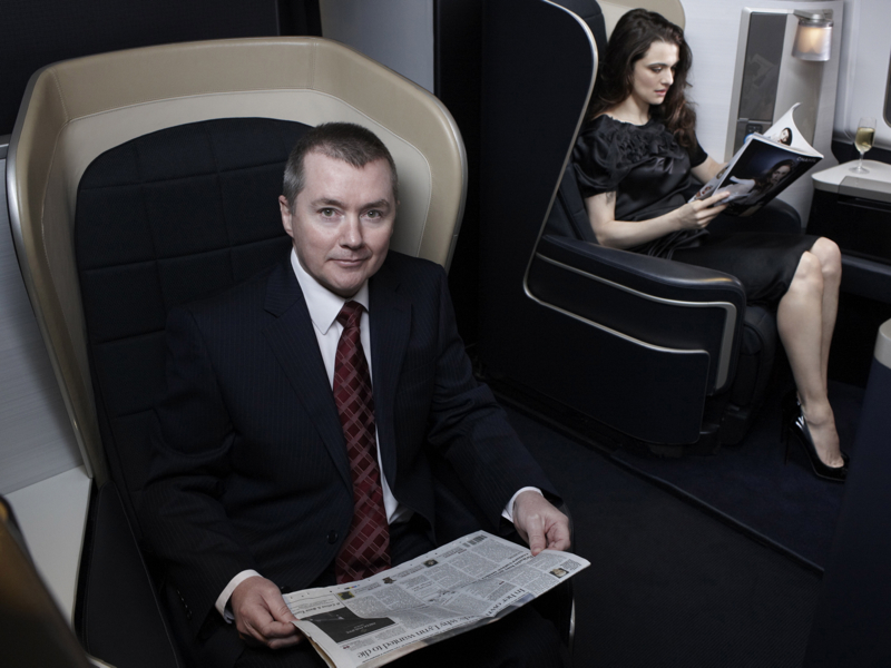 Who Gets the Best Service on Airlines?