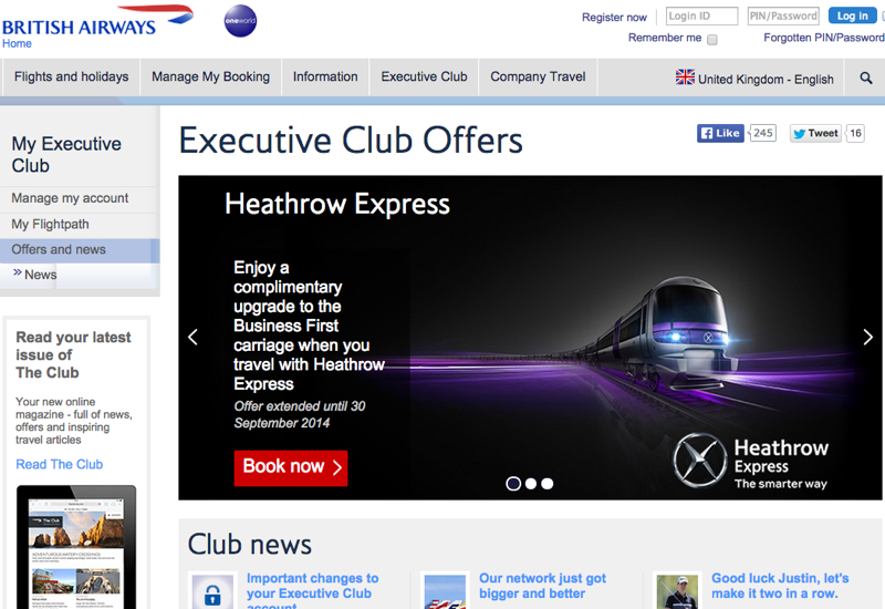 Best Ways to Get from London Heathrow LHR to London - Heathrow Express