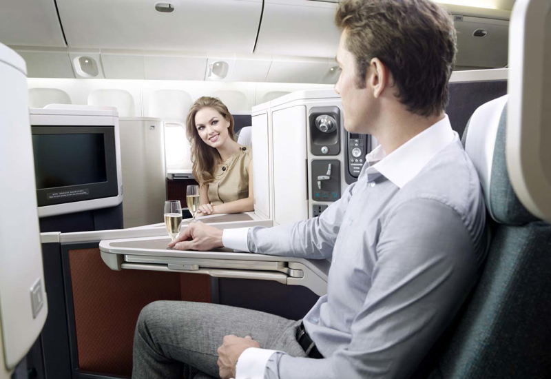 Best Business Class Airline Seats for Couples